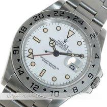 Rolex Explorer II Stahl 16570