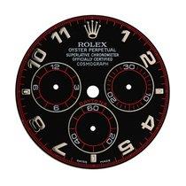 Rolex Daytona Racing Black/Silvered Arabic Numeral Original...