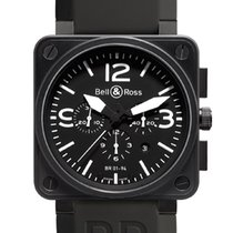 Bell & Ross BR01-94 Chronograph 46mm BR01-94 Carbon