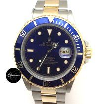 Rolex SUBMARINER STELL AND GOLD