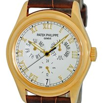 "Patek Philippe Gent's 18K Yellow Gold  Ref.# 5035 ""Ann..."