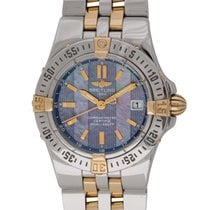 Breitling : Ladies Starliner :  B71340 :  Two-Tone