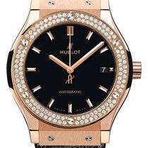 Hublot Classic Fusion 42mm Automatic King Gold