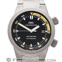 IWC Aquatimer 2000 Automatic Titan 3538-03