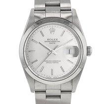 Rolex Oyster Perpetual Date en acier Ref : 15200 Vers 1998