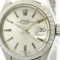 ロレックス (Rolex) Vintage Rolex Oyster Perpetual Date 6924 Steel...