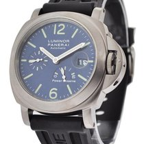 Panerai PAM00093 PAM 93 - Luminor Power Reserve in Titanium -...