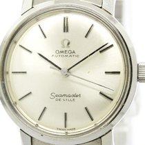 Omega Vintage Omega Seamaster Stainless Steel Automatic Ladies...