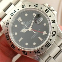 Rolex Explorer II ref 16570 Stainless Steel men's Watch....