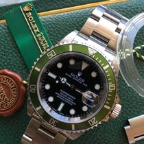 Rolex Submariner Y serial Full Set  Flat Four / Fat Four