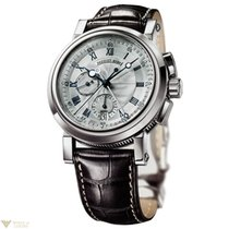Breguet Marine Chronograph 18K White Gold Men's Watch
