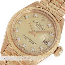 Rolex Datejust Gelbgold 6927