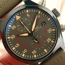IWC Pilot's Top Gun Miramar ref. W389002 Men Chronograph Watch...
