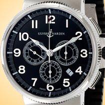 Ulysse Nardin Marine Chronograph Manufacture