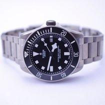 Tudor Pelagos Chronometer 42mm Titanium Mens Watch 25500TN
