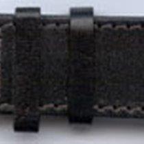 Leder-Armband Champion 26mm Farbe: schwarz