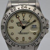 """ロレックス (Rolex) Explorer II, Ref. 16550, """"cream dial"""",..."""