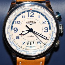 Vulcain Aviator cricket
