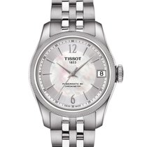 Tissot T-Classic Ballade T1082081111700 Powermatic 80 Ladies...
