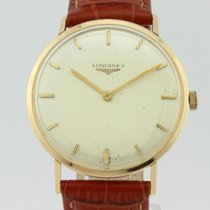 Longines Vintage Manual Winding 18k Gold