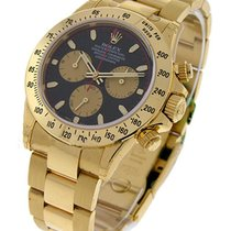 Rolex Unworn 116528 Yellow Gold DAYTONA on Bracelet 116528 -...