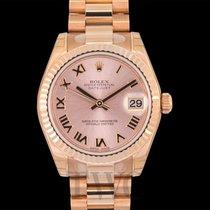 ロレックス (Rolex) Datejust Lady 31 Pink/Everose gold 18k 31mm...