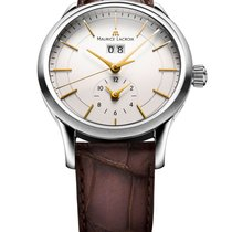 Maurice Lacroix Les Classiques Grande Date GMT LC6088-SS001-130-1