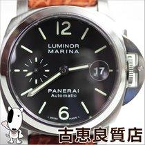 파네라이 (Panerai) 【MT535】【中古】 パネライ ルミノールマリーナ 40mm PAM00048...