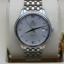 Omega 424.10.37.20.02.001  Prestige Co-Axial Automatic Silver...
