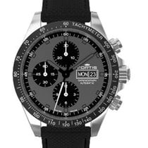 Fortis Stratoliner Cosmonautic all black limited edition  4012637