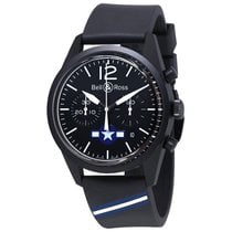 Bell & Ross Air Force Black Dial Automatic Men's Watch