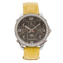 Jacob & Co. . Five Time Zones JC-2 3.25 carat bezel