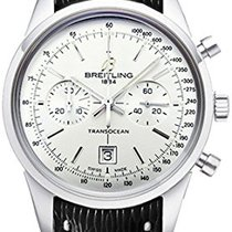 Breitling Transocean Chronograph 38 · Ocean Classic 171A...