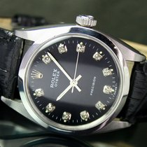 Rolex 1962s Rolex Oyster Precision Steel Watch Ref 6427