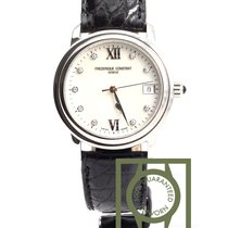 Frederique Constant Classic Automatic Mother of Pearl Diamond...
