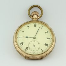 Star Vintage Packet Watch 18K Gold 76835
