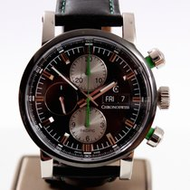 Chronoswiss Pacific Green Automatic Chronograph 50% off NEW