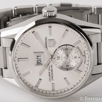 TAG Heuer - Carrera GMT Big Date : WAR5011.BA0723