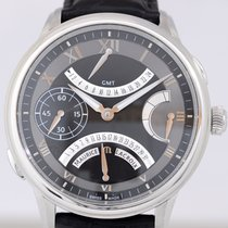 Maurice Lacroix Masterpiece Double Retrograde Power Reserve...