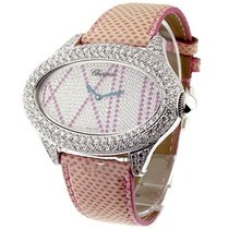 Chopard 137146-1004 Montres Dame Cat Eye in White Gold with...