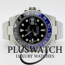 Rolex GMT MASTER II 116710 BLNR BATMAN 2016 Like New 4001