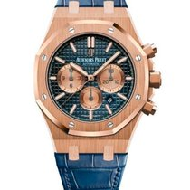 Audemars Piguet Royal Oak Chronograph 41 MM 18K Solid Rose...