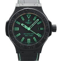 Hublot Big Bang King All Black Green · Centre Seconds 322.CI.1...