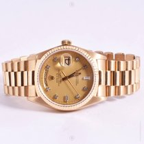 Rolex Day Date Diamonds 18038