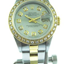 Rolex Oyster Perpetual Datejust Yellow Gold & Steel...