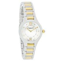 Raymond Weil Noemia Diamond Ladies MOP Quartz Watch 5127-STP-0...