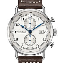 Hamilton Men's H77706553 Khaki Navy Pioneer Watch