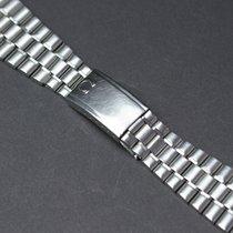 Omega Watchstrap Stainless Steel  Lengte: 15 cm Width: 20 mm