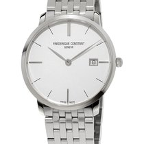 Frederique Constant Men's FC-220S5S6B Slimline Gents Watch