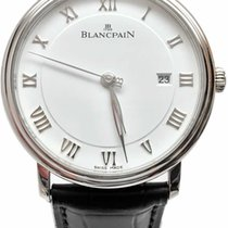 Blancpain Villeret Ultra Slim Seconds and Date 6651-1127-55B